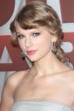 Taylor rápido, premio de CMA Imagen de archivo libre de regalías