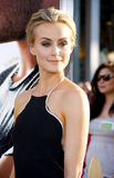 Taylor Schilling. UNITED STATES, HOLLYWOOD, APRIL 16, 2012: Taylor Schilling at the Los Angeles premiere of 'The Lucky One' held at the Grauman's Chinese Theater Stock Image