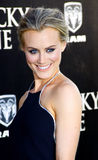 Taylor Schilling. UNITED STATES, HOLLYWOOD, APRIL 16, 2012: Taylor Schilling at the Los Angeles premiere of 'The Lucky One' held at the Grauman's Chinese Theater Royalty Free Stock Photography