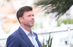 Taylor Sheridan attends the `Wind River` Royalty Free Stock Images