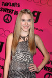 Taylor Spreitler. Spencer Locke arriving at Taylor Spreitler's Sweet 16 Birthday Party Ecco Lounge Los Angeles,  CA October 24, 2009 Stock Images