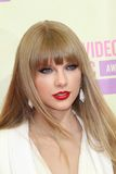 Taylor Swift. At the 2012 Video Music Awards Arrivals, Staples Center, Los Angeles, CA 09-06-12 Stock Image