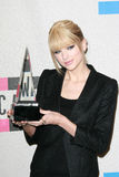 Taylor Swift. At the 2010 American Music Awards Press Room, Nokia Theater, Los Angeles, CA. 11-21-10 Stock Photos
