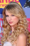 Taylor Swift. At the 2008 MTV Video Music Awards. Paramount Pictures Studios, Los Angeles, CA. 09-07-08 Stock Images