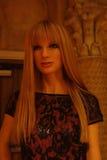 Taylor Swift Wax Figure Royalty Free Stock Image