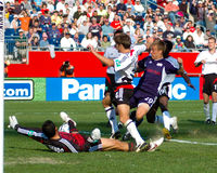 Taylor Twellman, New England Revolution Royalty Free Stock Photos