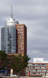 Taylor Wessing που χτίζει το Αμβούργο Στοκ Εικόνες