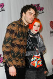 Taylor York, Hayley Williams Stock Images