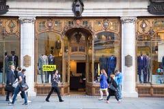 Taylors della Savoia, Londra Immagini Stock Libere da Diritti