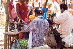 Taylors tribali indiani Fotografia Stock