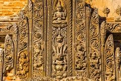 Tayok Pye, Tayoke寺庙,在Bagan,缅甸 库存图片