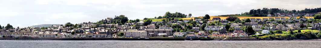 Tayport Panorama Stock Photography