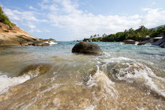 Tayrona, Colombia Stock Images
