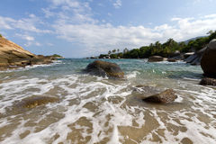 Tayrona, Colombia Royalty Free Stock Photo