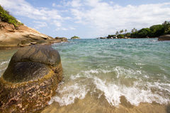 Tayrona, Colombia Stock Photo