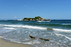 Tayrona, Colombia Royalty Free Stock Photography