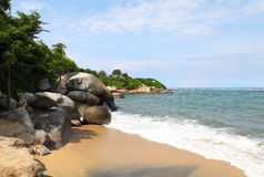 Tayrona national park, Colombia Stock Photos
