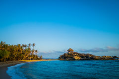 Tayrona National Park, Colombia Royalty Free Stock Photos