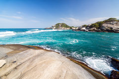 Tayrona National Park Stock Photo