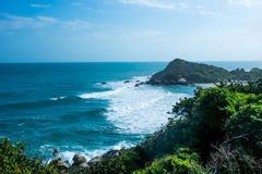 Tayrona Stock Photo