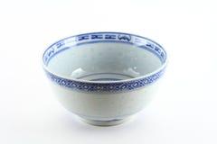 Tazón de fuente chino Imágenes de archivo libres de regalías