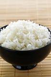 Tazón de fuente de arroz imagen de archivo libre de regalías