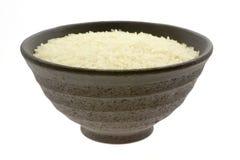 Tazón de fuente de arroz Foto de archivo