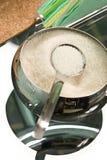 Tazón de fuente de azúcar Imagenes de archivo