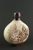 Tazón de fuente de cerámica Foto de archivo
