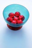 Tazón de fuente de chocolates Foto de archivo libre de regalías
