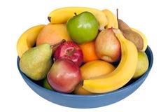 Tazón de fuente de fruta Fotos de archivo libres de regalías