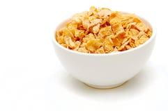 Tazón de fuente del cereal 2 Fotos de archivo libres de regalías