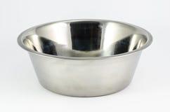 Tazón de fuente del perro Foto de archivo libre de regalías