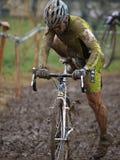 Taza 2008-2009 de mundo de Cyclocross Fotos de archivo