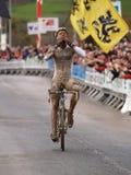 Taza 2008-2009 de mundo de Cyclocross Imagen de archivo
