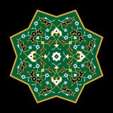 Taza Arabisch Ornament Royalty-vrije Stock Foto's