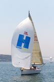Taza Bosphorus 2011 de la navegación de la colección de W Imagen de archivo libre de regalías