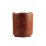 Taza china para el té Fotografía de archivo