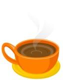 Taza de café Imágenes de archivo libres de regalías