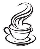 Taza de café Fotografía de archivo libre de regalías