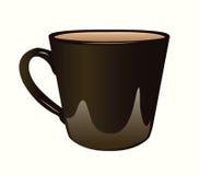 Taza de café ilustración del vector