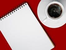 Taza de café caliente Fotos de archivo libres de regalías
