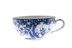 Taza de café china Imagen de archivo libre de regalías