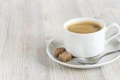 Taza de café clásica Imagenes de archivo