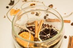 Taza de café con el corazón Imagen de archivo libre de regalías