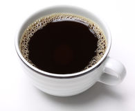 Taza de café del café express Imagenes de archivo