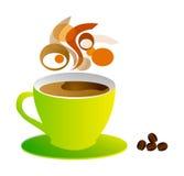 Taza de café del vector libre illustration