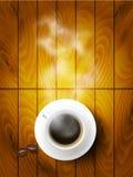 Taza de café del vector. ilustración del vector