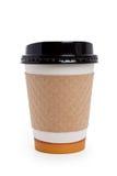 Taza de café disponible foto de archivo libre de regalías