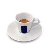 Taza de café express Imagenes de archivo